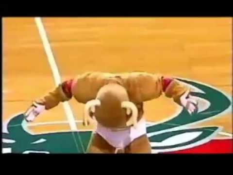 Hilarious NBA Mascot Moments! 1
