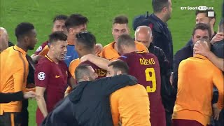 Video Incredible scenes as Roma complete historic Champions League comeback! MP3, 3GP, MP4, WEBM, AVI, FLV Juni 2018