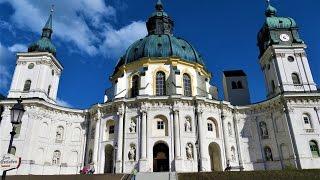 Ettal Germany  city photo : Kloster Ettal (Ettal Abbey) - Bavarian Benedictine Monastery