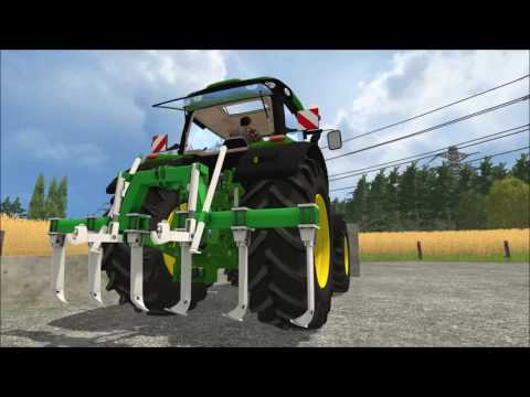 Peterse Eco Subsoiler v1.0