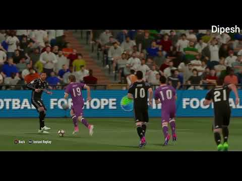 FIFA 17 | LONG RANGE GOALS | INSANE FREE KICK GOALS