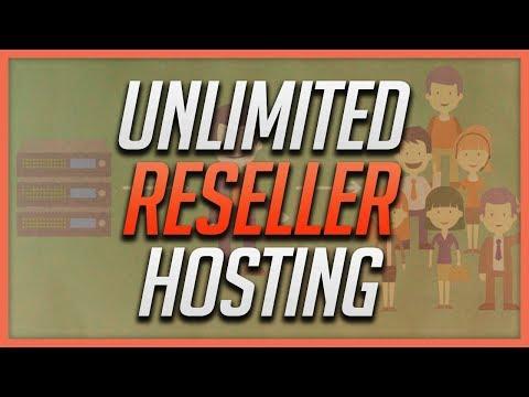 Unlimited Reseller Hosting?