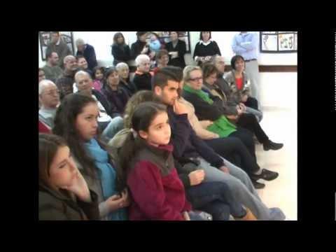 פגישה בעין יהב עם משפחתו של פליקס זנדמן