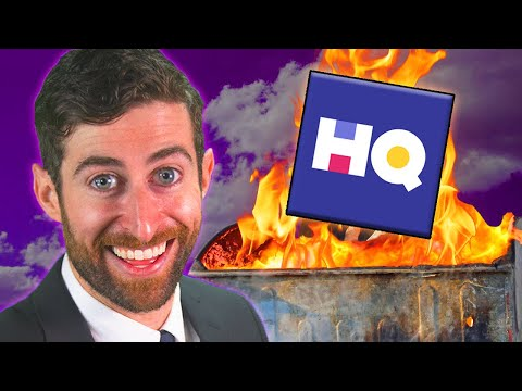The Dumpster Fire Downfall of HQ Trivia