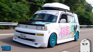 Scion XB itasha Review! Did Scion Deserve to Fail? by That Dude in Blue