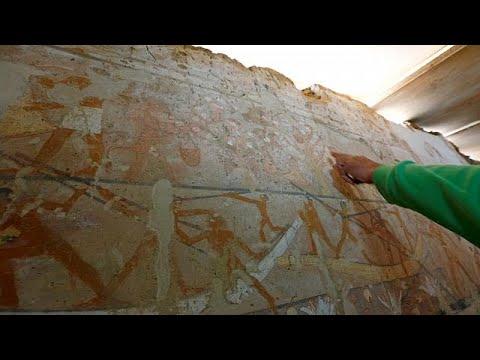 Sensation: 4.000 Jahre alte Grabkammer einer Priester ...