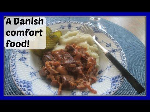Bøf Stroganoff – Beef Stroganoff – A Danish Recipe Version