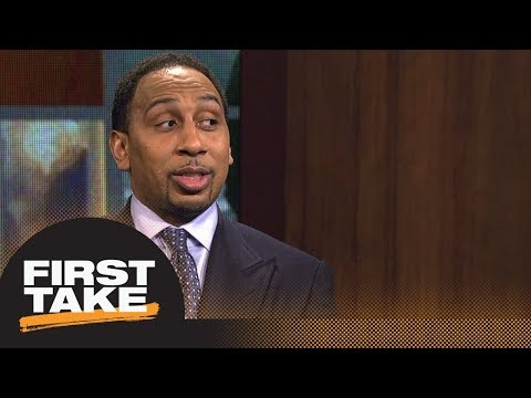 Stephen A. Smith's rant on Chiefs: I'm looking at them totally different now | First Take | ESPN