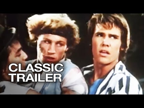 Thrashin' Official Trailer #1 - Josh Brolin Movie (1986) HD
