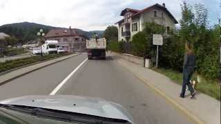 Saint-Gervais-les-Bains France  city pictures gallery : Driving to Chamonix from Saint Gervais-les-Bains - Virtual Adventure