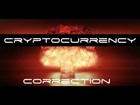 Cryptocurrency Market Crash or Correction?