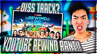 Video 2017 YouTube Rewind Rant! (Diss Track?) MP3, 3GP, MP4, WEBM, AVI, FLV Mei 2018
