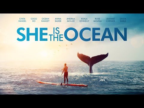 She is the Ocean Official Trailer | Nature Documentary | Women in Film