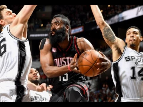 Harden's 20 Points and 14 Assists Lead Rockets to Big Win in Game 1