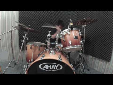 Ahay Musik Indonesia - Revell - Alter Ego - Anika Niles - Drum Cover