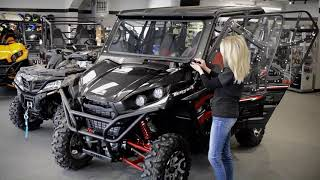 9. 2019 Teryx4 with Cool Accessories