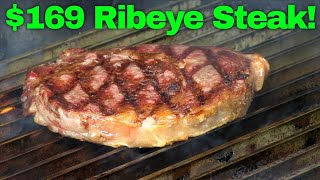 The Best Way To Cook A $169 Ribeye   Japanese Wagyu A5 by Ballistic BBQ