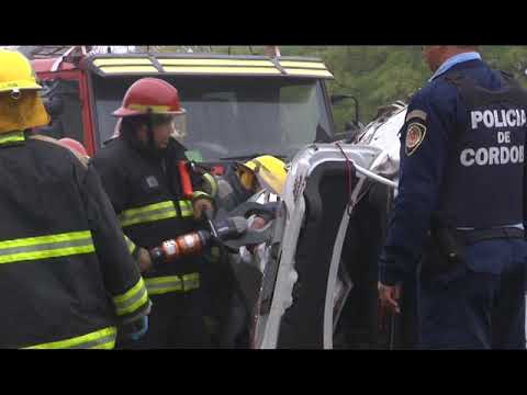 Accidente en Ruta 1: Un muerto