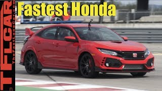 8. 2017 Honda Civic Type R Review: Top 5 Unexpected Surprises