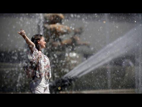 Το Παρίσι «ψήθηκε» από τον καύσωνα