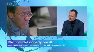 Ekonomické dopady brexitu