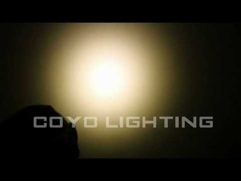 54x3W Warm White LED PAR CAN Wash Light, WW Color LED PAR 64