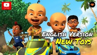 Video Upin & Ipin - New Toys [English Version][HD] MP3, 3GP, MP4, WEBM, AVI, FLV September 2018