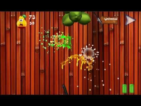 Video of Fruit Sniper Free