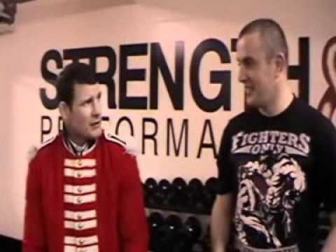 Mike Bisping preUFC 120 Blog part one