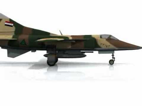 Animation of the Mikoyan MiG-27...