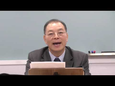 출애굽기영해설교33장17-19