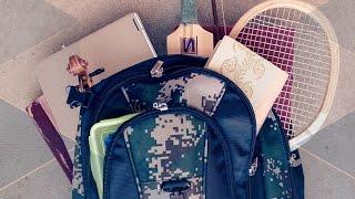 Heavy School Backpacks - Behind the News
