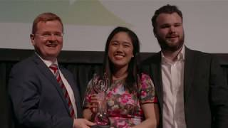 The Bank of Ireland Startup Awards final was held in the Mansion House in Dublin in May 2017. The competition was open to all ...