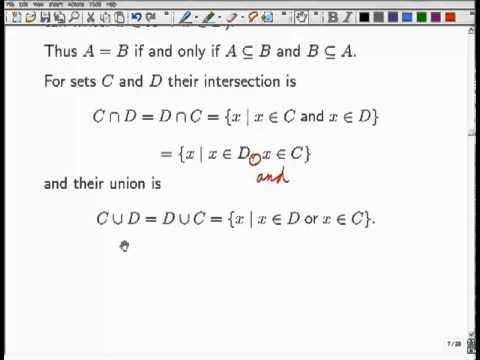 Vortrag 1: Math. Analyse