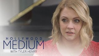 Video Melissa Joan Hart Gets Read by Tyler Henry | Hollywood Medium with Tyler Henry | E! MP3, 3GP, MP4, WEBM, AVI, FLV Desember 2018