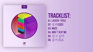 Video [Full Album] (G)I-DLE (여자)아이들 - I am MP3, 3GP, MP4, WEBM, AVI, FLV Agustus 2018