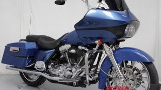 9. 2006 Harley Davidson FLTRI Road Glide - National Powersports Distributors
