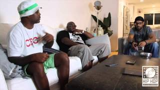 "Damon Dash w/Redman ""I Taught Jay Z & Kanye To Be Self Sufficient"""