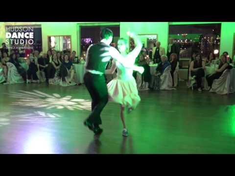 Carolina & Vadim // Anniversary & Gala // Nov 2015 // Lindy Hop
