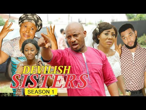 DEVILISH SISTER 1  - LATEST NIGERIAN NOLLYWOOD MOVIES || TRENDING NOLLYWOOD MOVIES