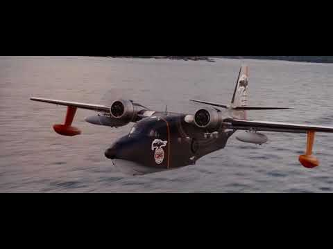 The Expendables 1 Flight Fight