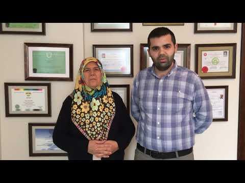 K.MARAŞ'TAN İSTANBUL'A DOKTOR DOKTOR GEZDİLER ÇAREYİ ADANA'DA ORHAN ŞEN'DE BULDULAR