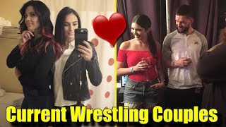 10 WRESTLING COUPLES You Didnt Know Were Dating - Sonya Deville Mandy Rose And More