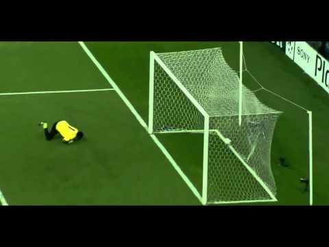 gran goal di cristiano ronaldo al porto nella champions del 2009