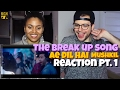 The Breakup Song - Ae Dil Hai Mushkil | Ranbir | Anushka Reaction Pt.1