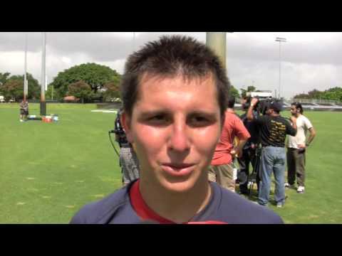 José Francisco Torres, decide jugar por EE.UU.