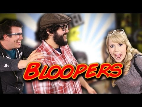 Lee's Butt and Body Cleaning Tips from Steve – It's BLOOPERS!
