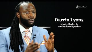 Motivational Speaker and Master Barber Stresses the Importance of Professionalism in Any Industry