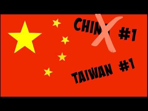 正妹實況主遊戲中大喊「台灣第一名」,中國玩家再度崩潰!