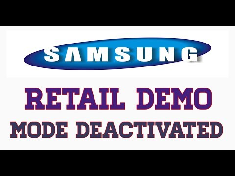 Download How To Set Up Retail Demo Mode Video 3GP Mp4 FLV HD Mp3